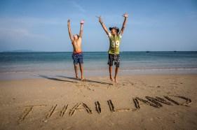 Kids love Thailand
