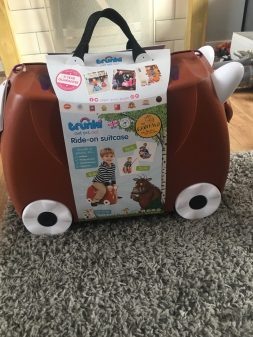 Trunki in the packaging.
