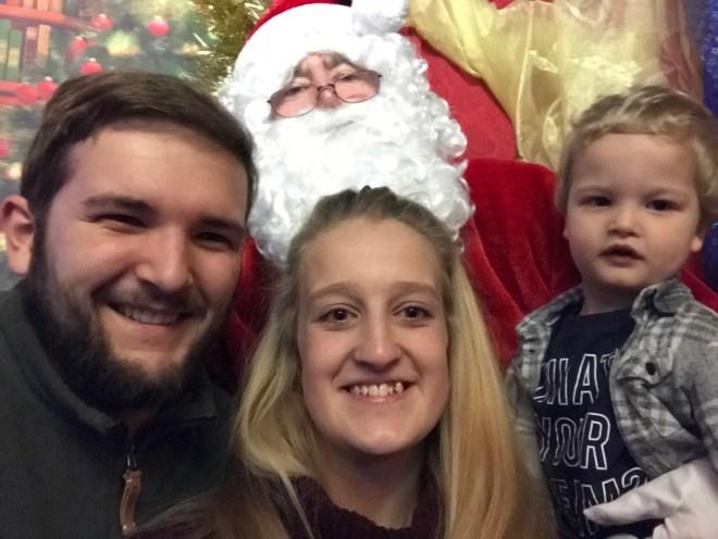 us and father christmas