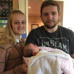 celebrating a new baby