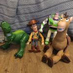 Toy Story Interactive Talking Characters