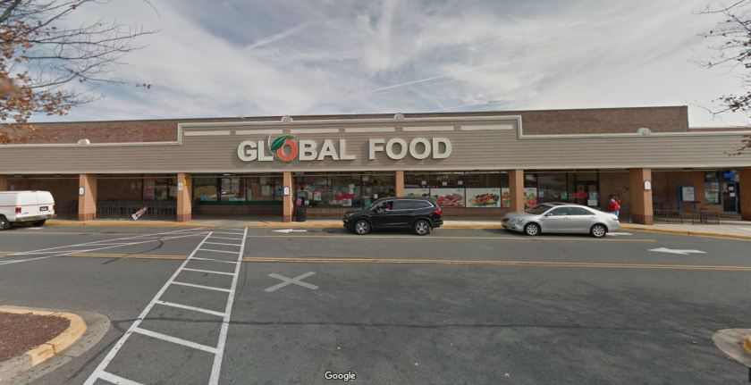 Photo of Global Food storefront.