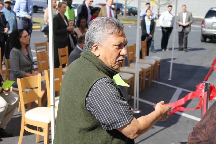 Photo of Peter Myo Khin