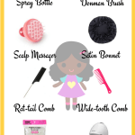 Natural Hair Styling Must Haves