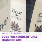 Children's Wash Day With Dove