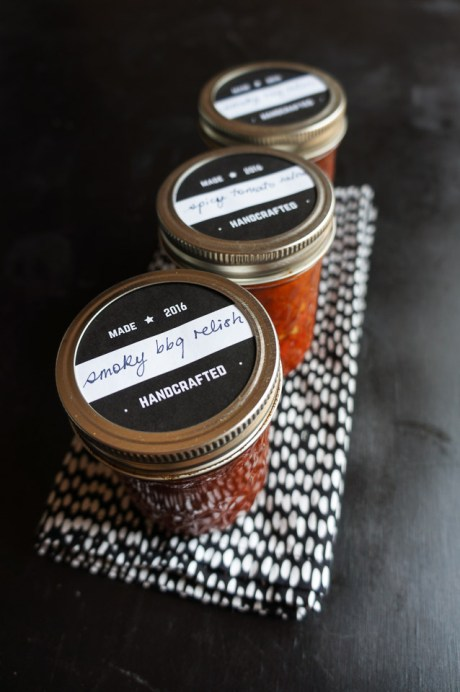 Preserving Labels | Growing Home