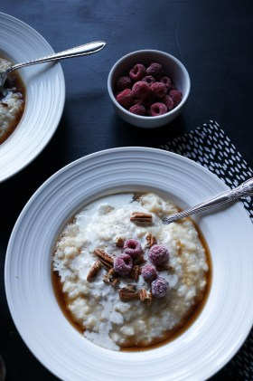 Quick Porridge | Gluten Free, Low FODMAP | Growing Home