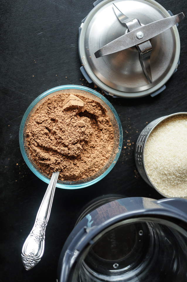 Hot Chocolate Mix | Gluten Free, Low FODMAP | Growing Home