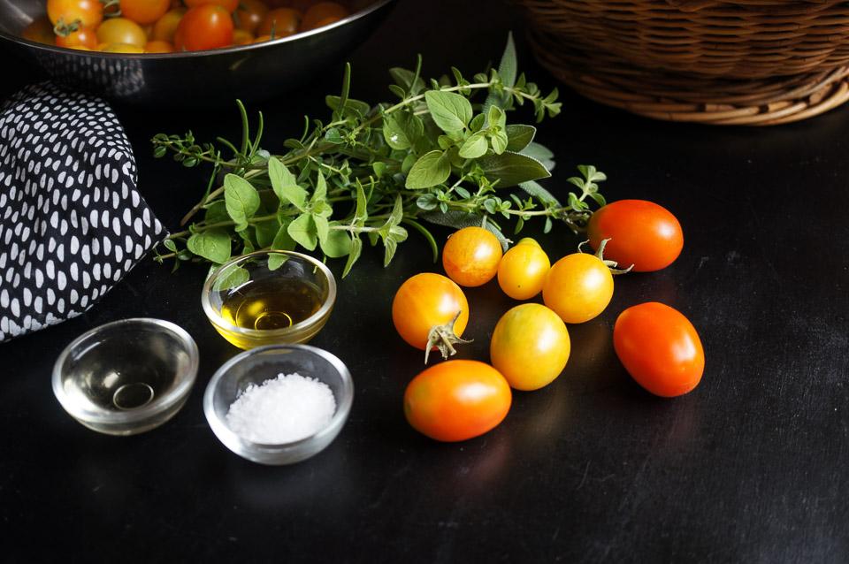 Herb, Salt and Vinegar Dried Tomatoes   Gluten Free, Low FODMAP   Growing Home