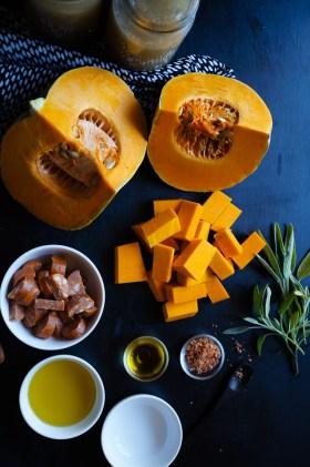 Pumpkin Soup | Gluten Free, Low FODMAP | Growing Home