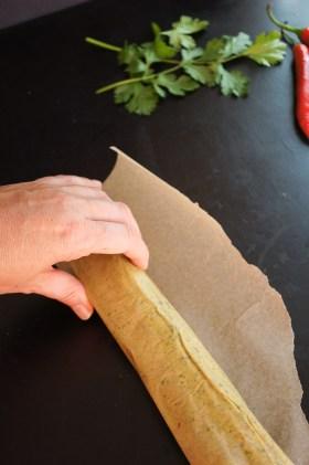 Coriander Chilli Butter   Gluten Free, Low FODMAP   Growing Home