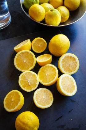 Lemon Cordial | Gluten Free, Low FODMAP - Growing Home
