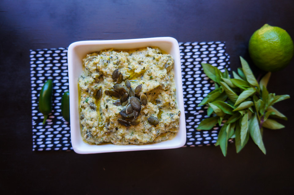 Grilled Zucchini Dip   Gluten Free, Low FODMAP   Growing Home