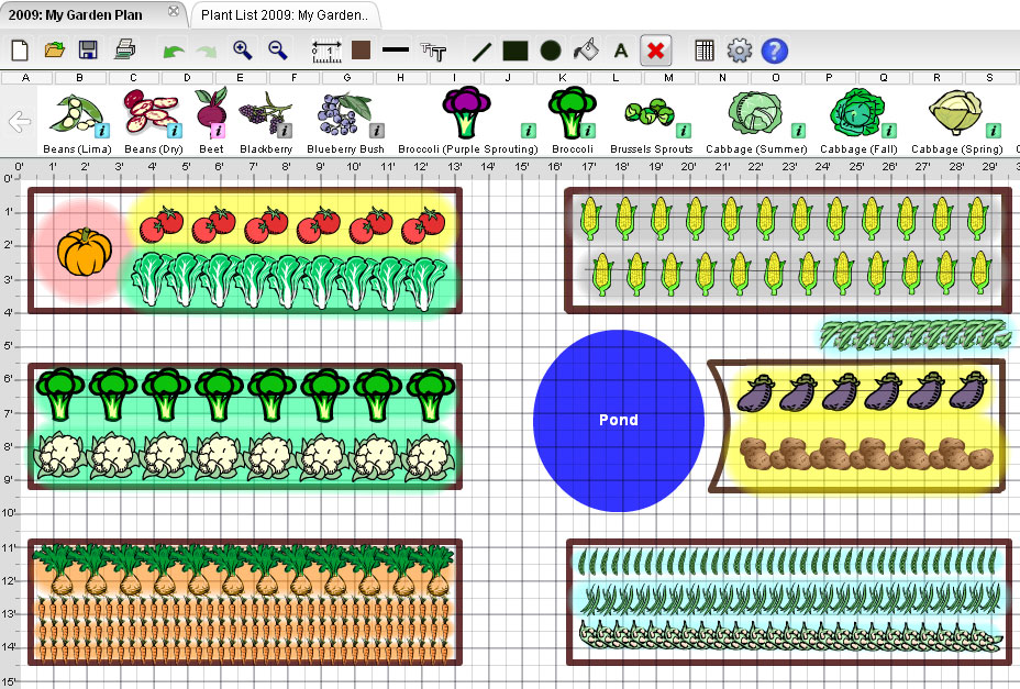 Garden Planner software for Garden Companies ... on Backyard Layout Planner  id=61965