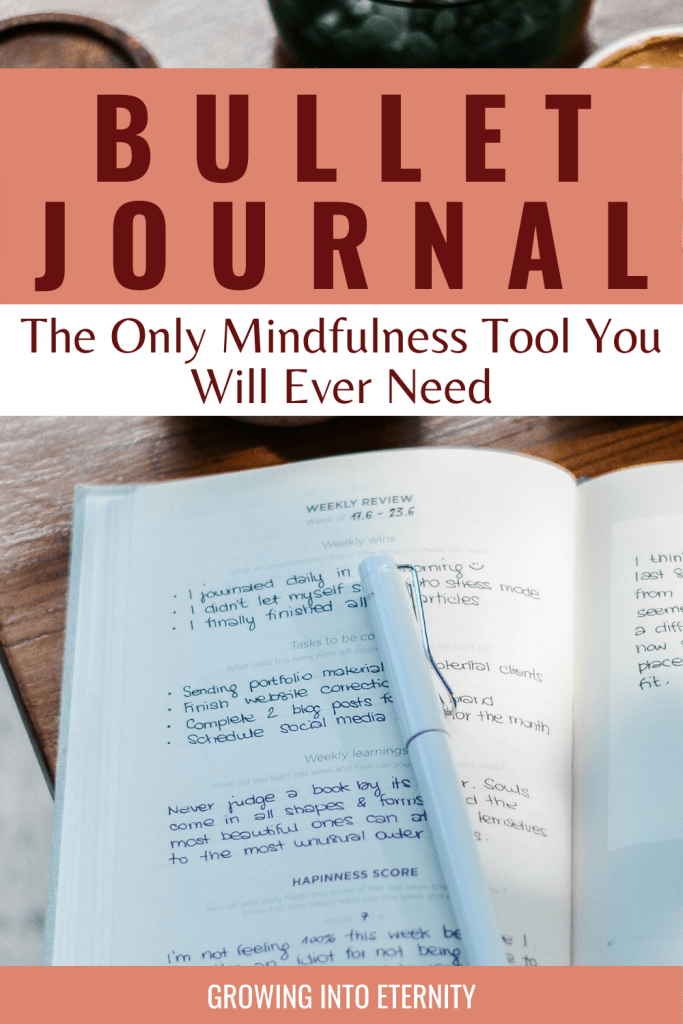 The Bullet Journal: The Only Mindfulness Toll You Will Ever Need