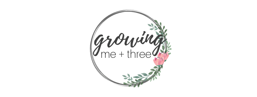 growing me plus three