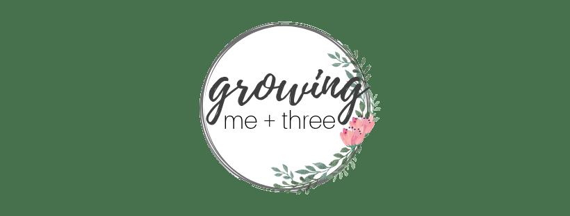 growing me plus three