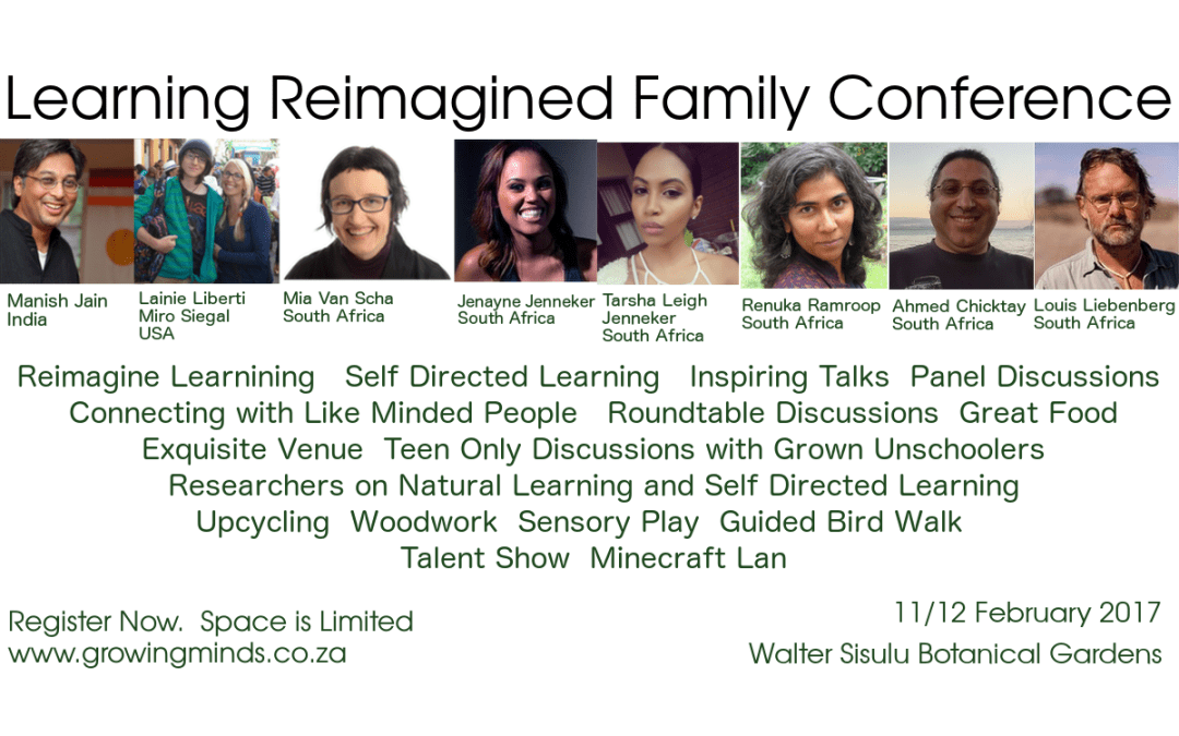 Learning Reimagined Family Conference