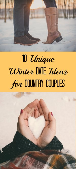 How do you connect with your loved one over the winter? These 10 unique winter date ideas offer fun ways to connect during the season.