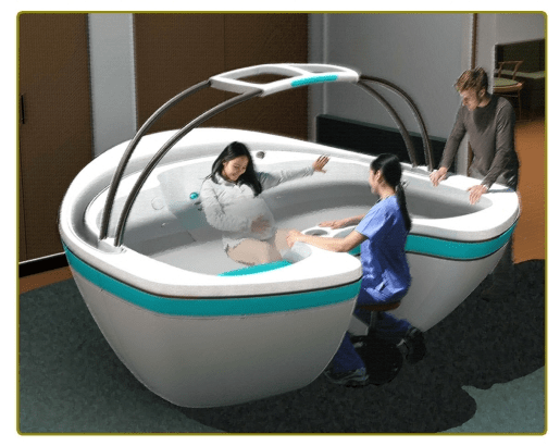 Watervessel Home Birth Pool Growing Your Baby