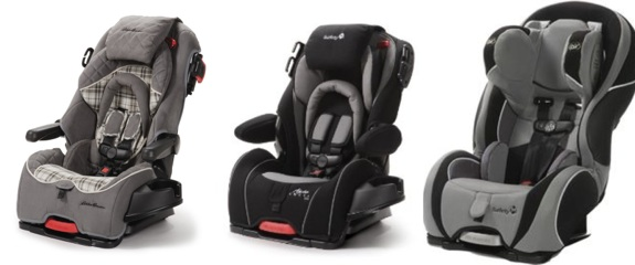 Alpha Omega Elite Deluxe  In  Car Seat Recall