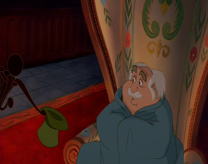 Beauty and the Beast, Minute 15: No Tea!