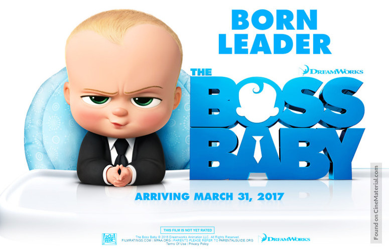 Popcorn and Pickles 006: The Boss Baby