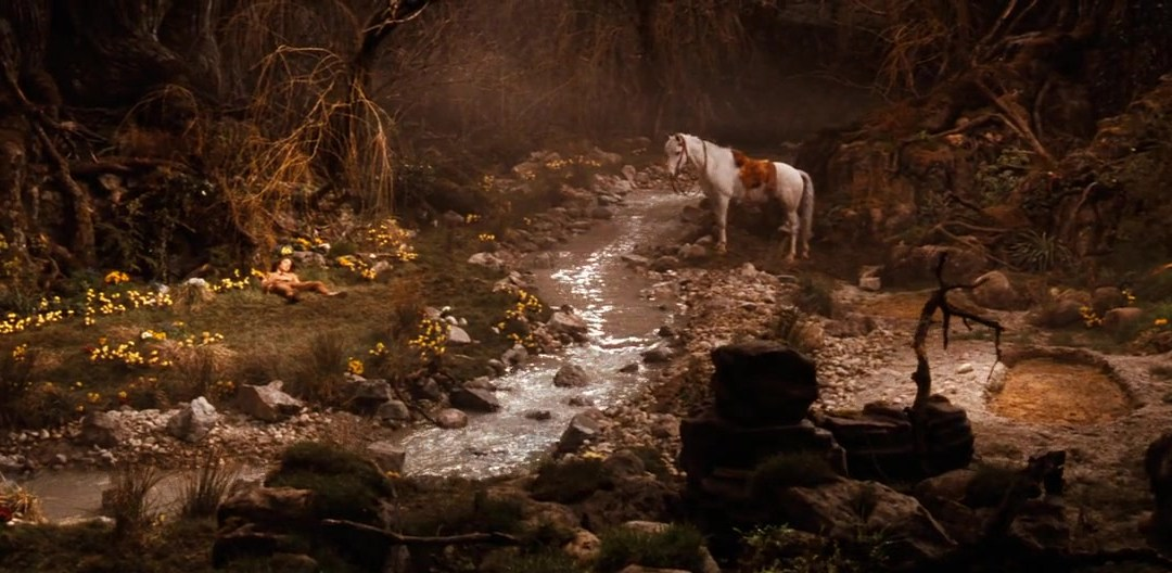 The NeverEnding Story, Minute 028: No Horse is Better Than Artax