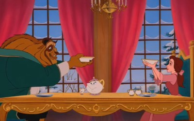 Beauty and the Beast, Minute 52: Tangents and Fuzzy Cloak Thingys
