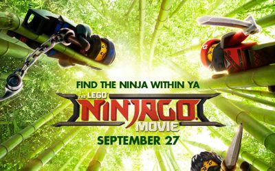Popcorn and Pickles 012: The LEGO Ninjago Movie