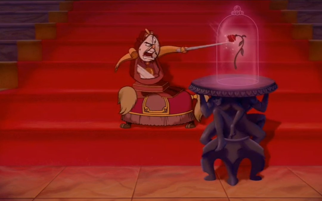 Beauty and the Beast, Minute 54: I Don't Mean to be a Hater, BUT…