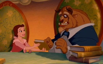 Beauty and the Beast, Minute 58: I Knew That