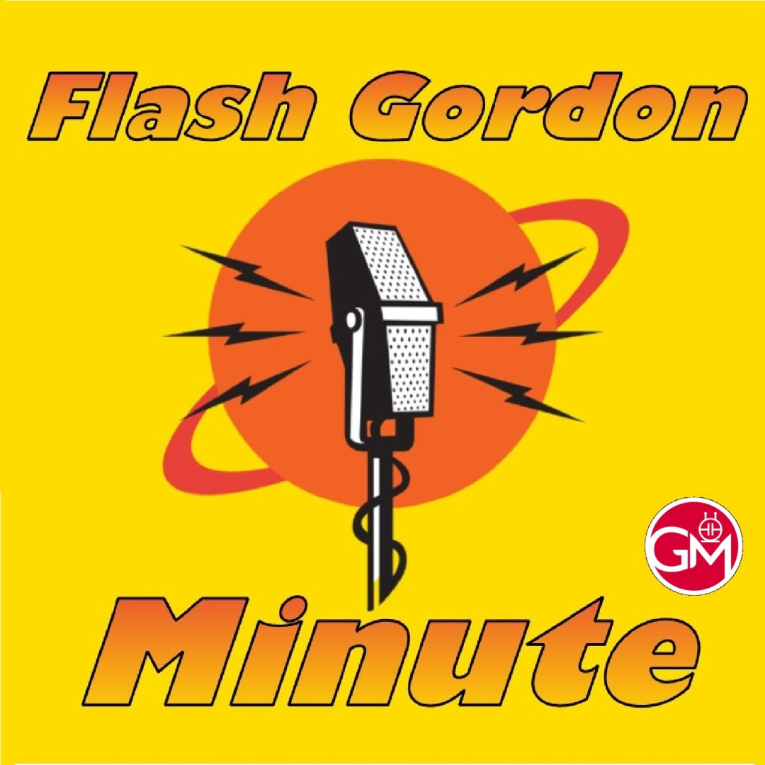 Flash Gordon Minute