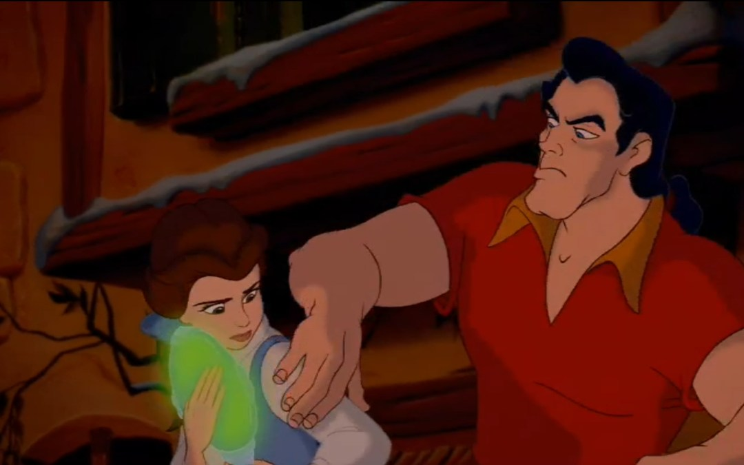 Beauty and the Beast, Minute 68: It's Time To Follow Me