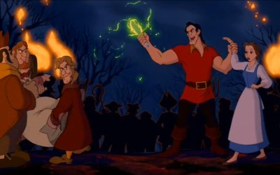 Beauty and the Beast, Minute 69: If You're Not With Us You're Against Us