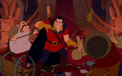 Beauty and the Beast, Minute 72: Beast's Castle Fights Back