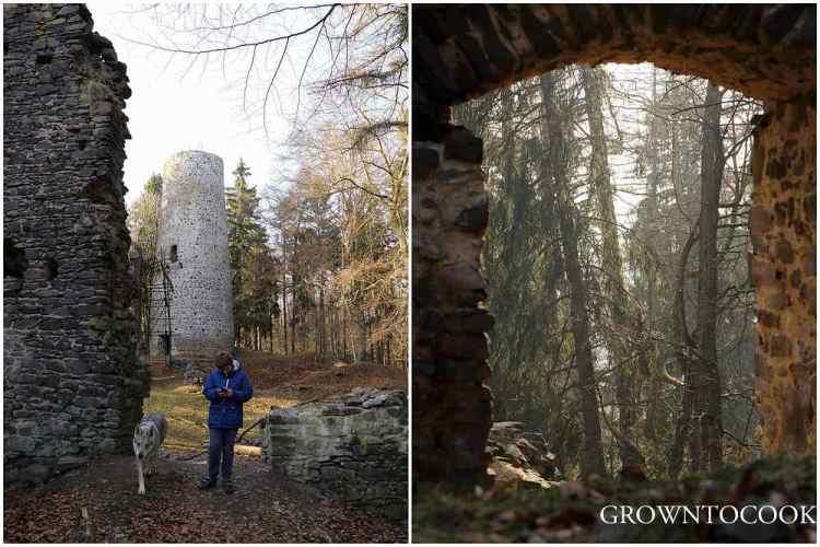 castle Volfstejn