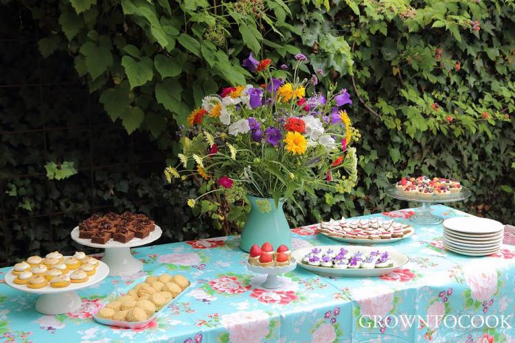 midsummer tea party