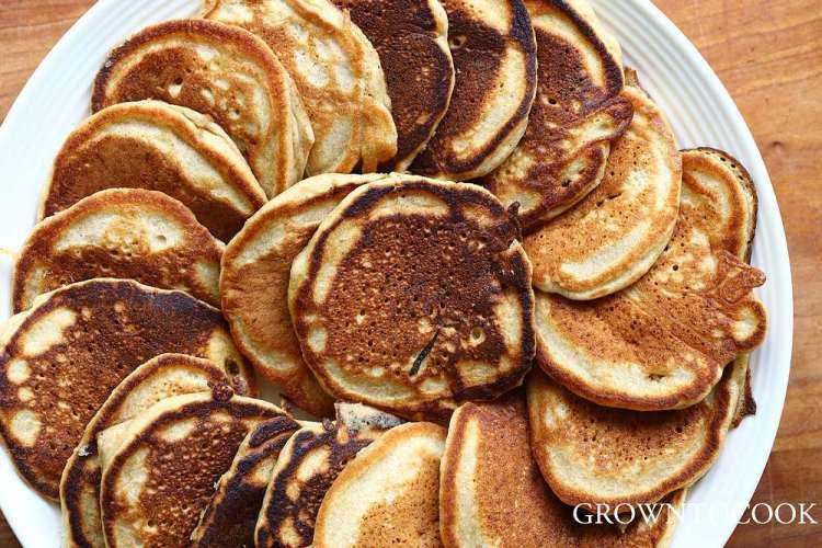 buckwhet pancakes