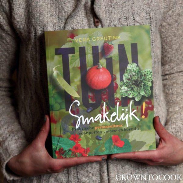 my book Tuin smakelijk