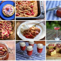 14 rhubarb recipes