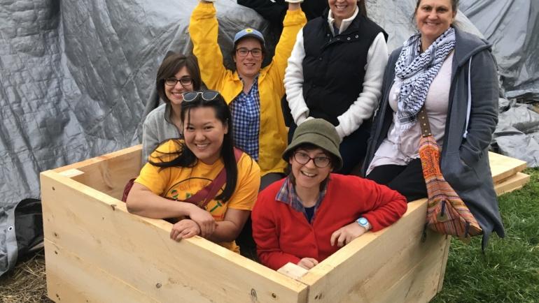 Build It! Building Raised Garden Beds
