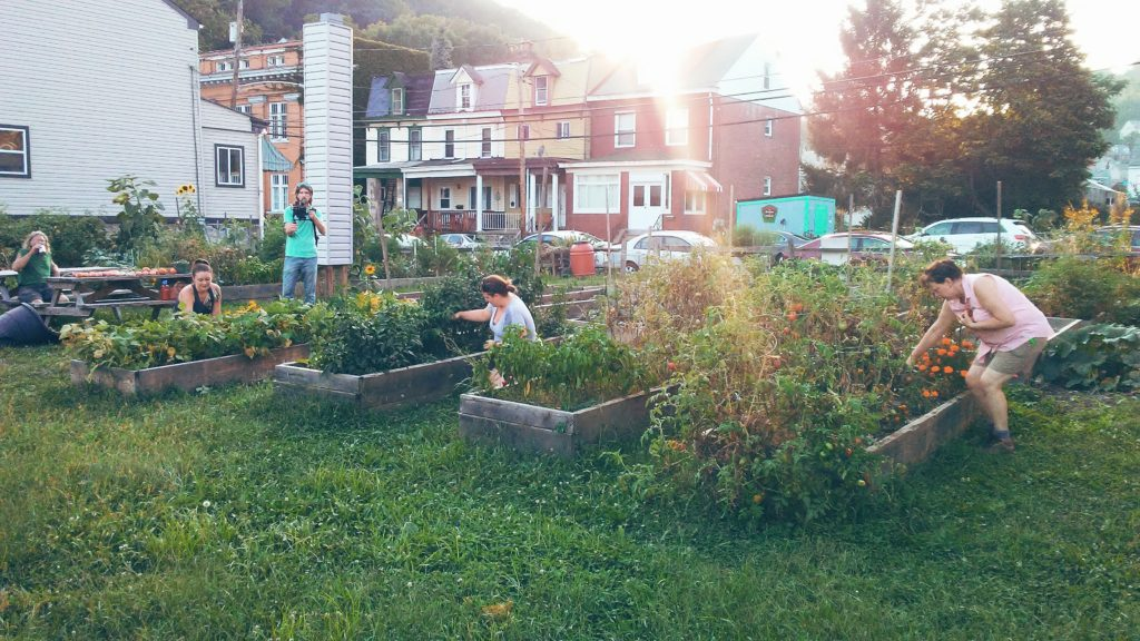 "Garden Get Down guests to visit ""Millvale's Central Park"""