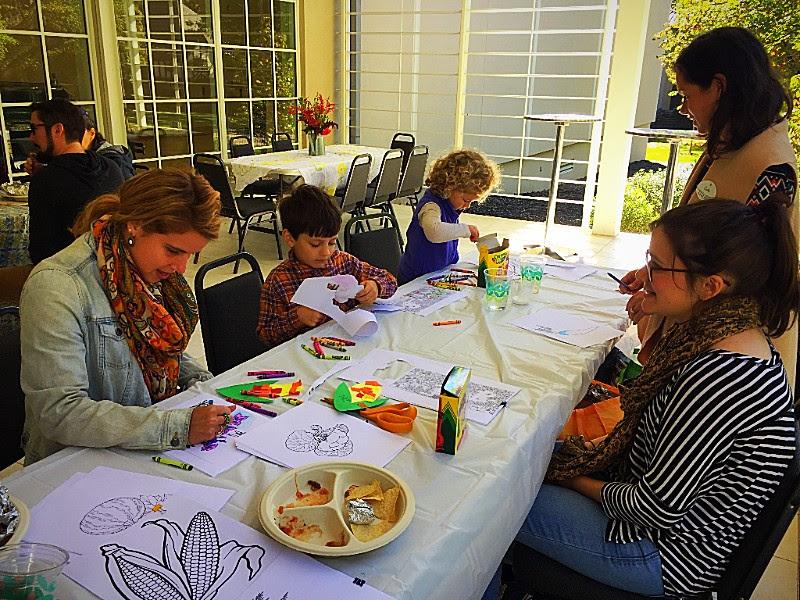 Harvest Feast Unites Gardeners