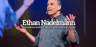 Ethan Nadelmann - TED Rio - 2014