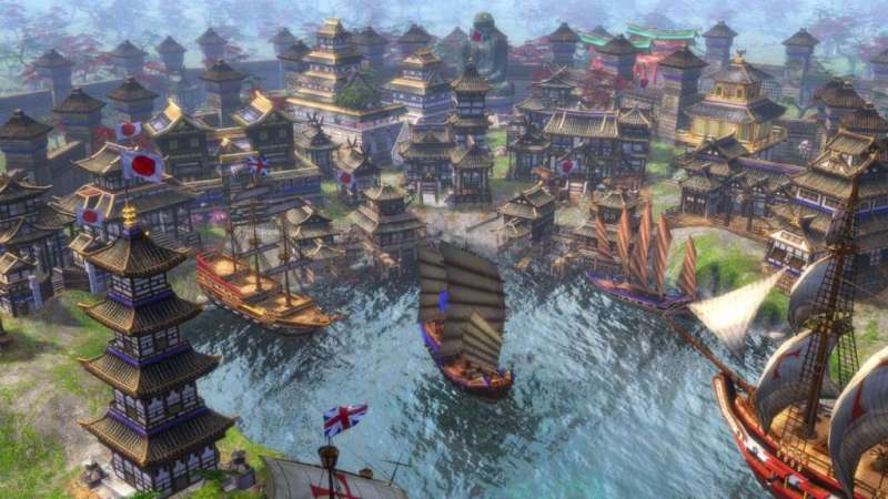 Best Old Games PC-age of empires 3