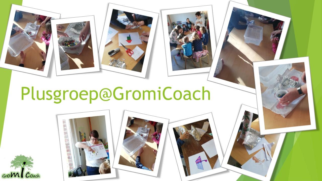 Plusgroep Gromicoach voor hoogbegaafde kinderen