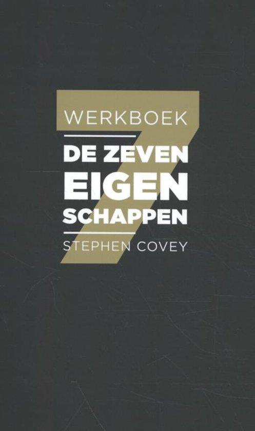 De zeven eigenschappen Werkboek
