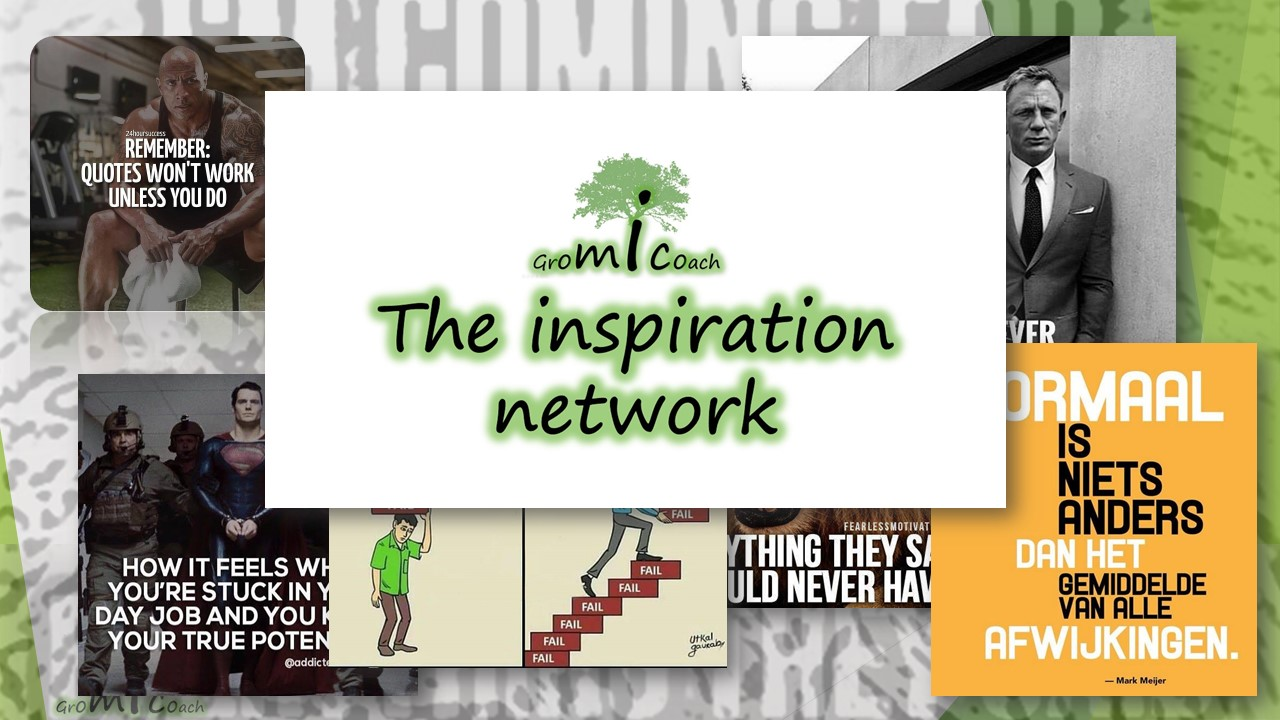 The inspiration network