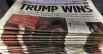 Trump Wins headlines